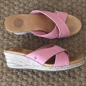 UGG Shoes - UGG Gwyn Wedge Espadrilles